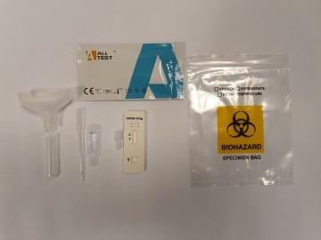 COVID - 19 antigenní test ze slin Oral