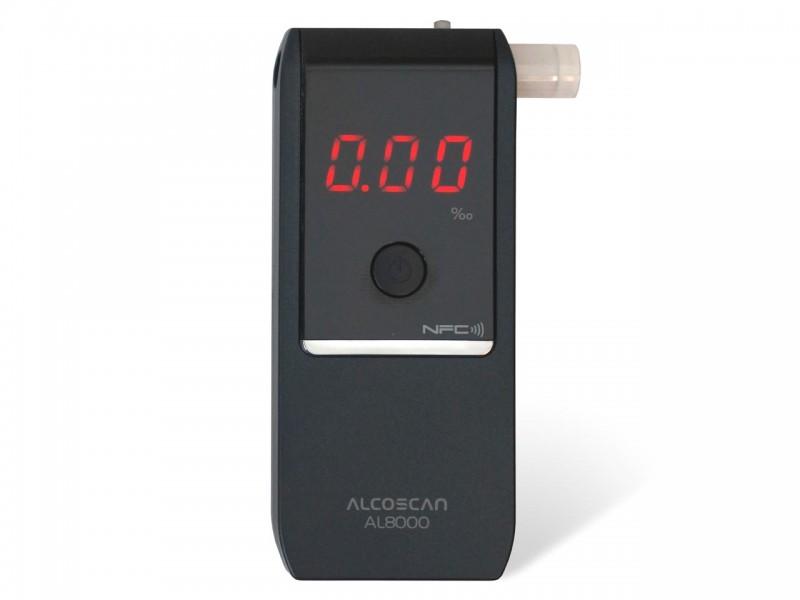 AL 8000 NFC - Osobní/firemní alkohol tester Fuel Cell