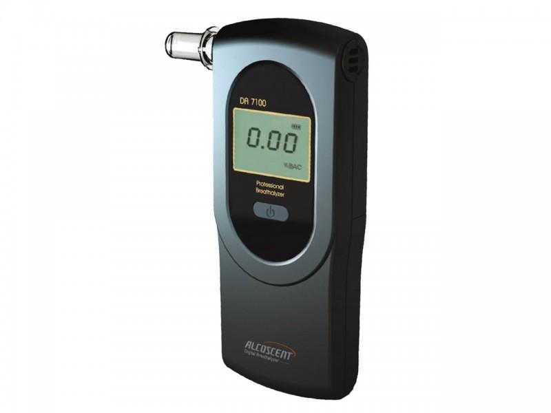 DA 7100 - Osobní/firemní alkohol tester Fuel Cell