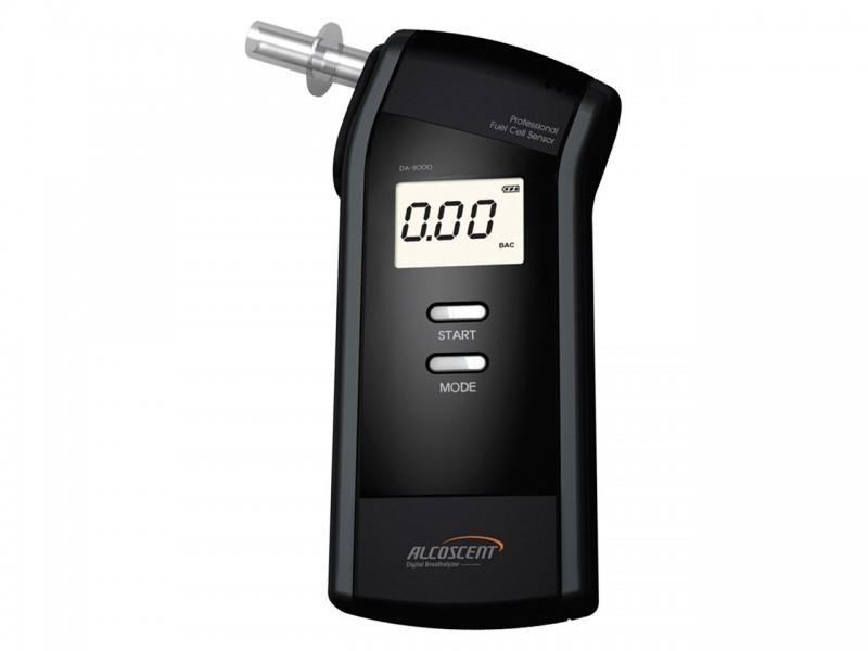 DA 8000 - Firemní alkohol tester Fuel Cell
