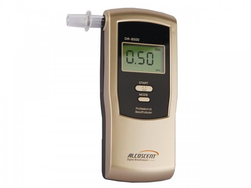 DA 8500 - Firemní alkohol tester Fuel Cell