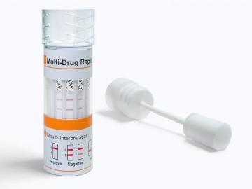 Jednorázový test na drogy ze slin - iScreen® 9