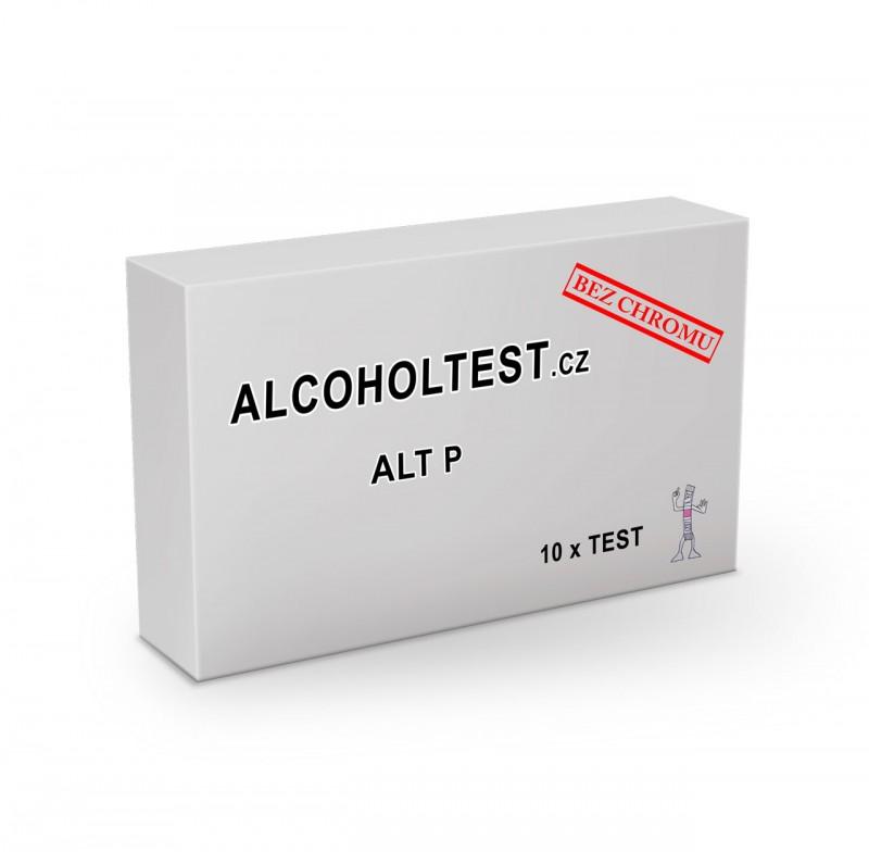 Detekční trubičky Alkoholtest ALT P á 10ks
