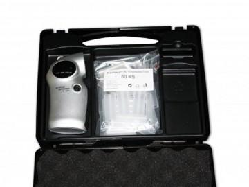 AL 6000 Silver - Osobní alkohol tester