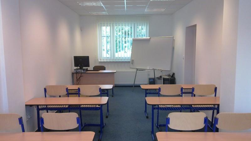 Vlastní místnost pro školení
