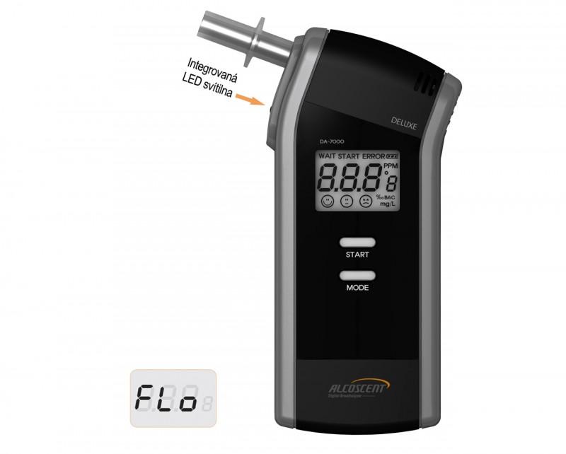 Nový produkt - DA 7000