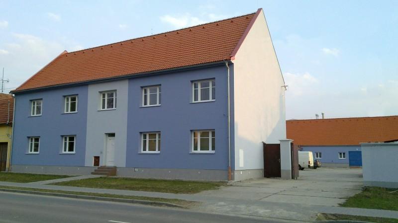 Nové sídlo společnosti V – NET s.r.o.